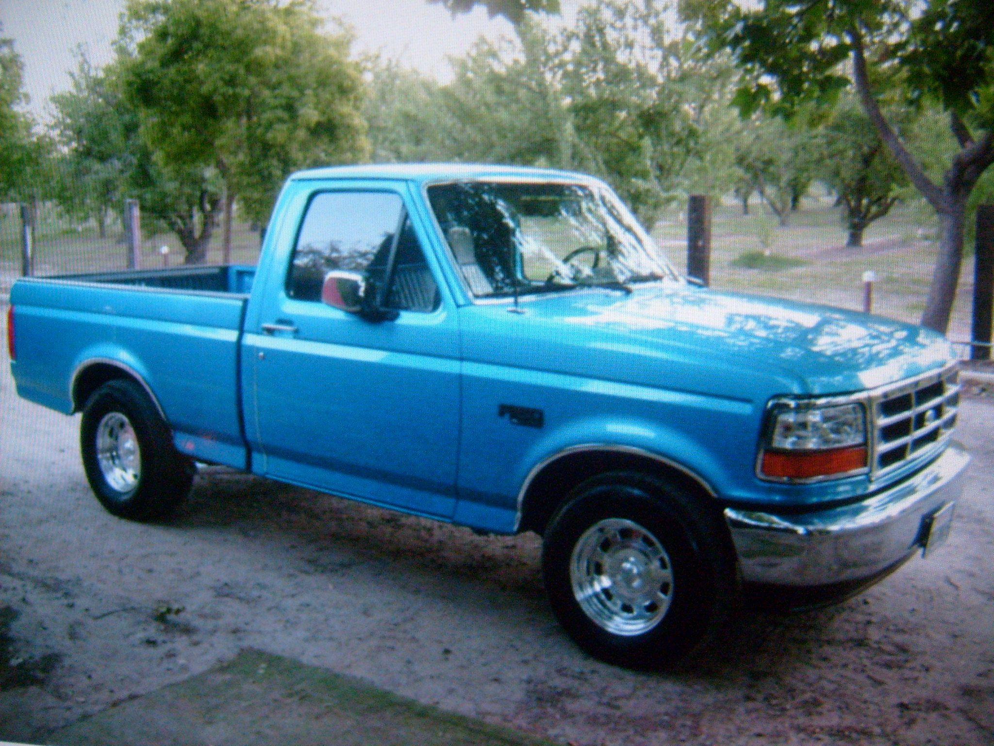 Ford trucks ricks 95 ford truck 1995 ford f 150 xl inline 6 auto ford truck