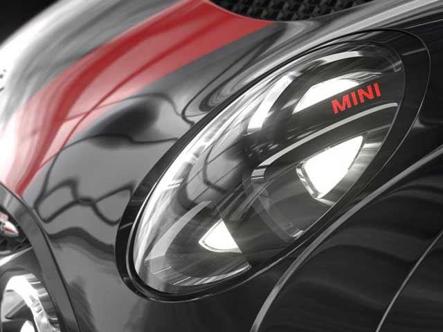 Mini Reveals New Vision Gran Turismo Virtual Race Car It S A 400 Hp Mini