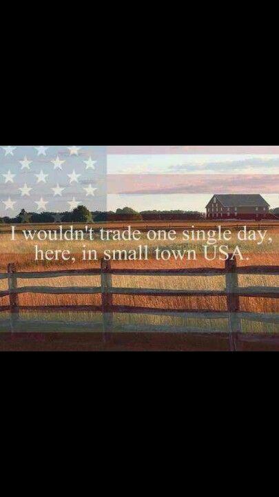 Small Town Usai Miss This Life Soooo Much Who I Am