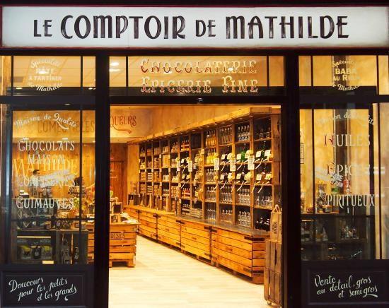 Le Comptoir De Mathilde Grocery Store Grocery Boutique