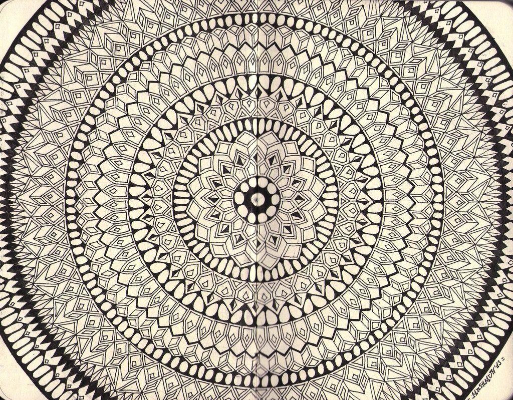 Mandala Designs, danelleisnice: Mandala 05 by ~Mashmuh
