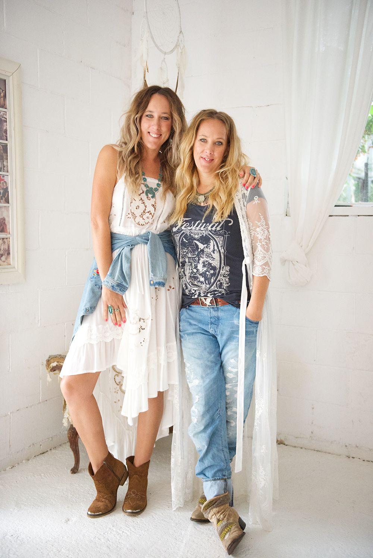 b5c1f02f2dc ... Gypsy Collective. Elizabeth and Isabella. Elizabeth and Isabella Boho  Beach Style