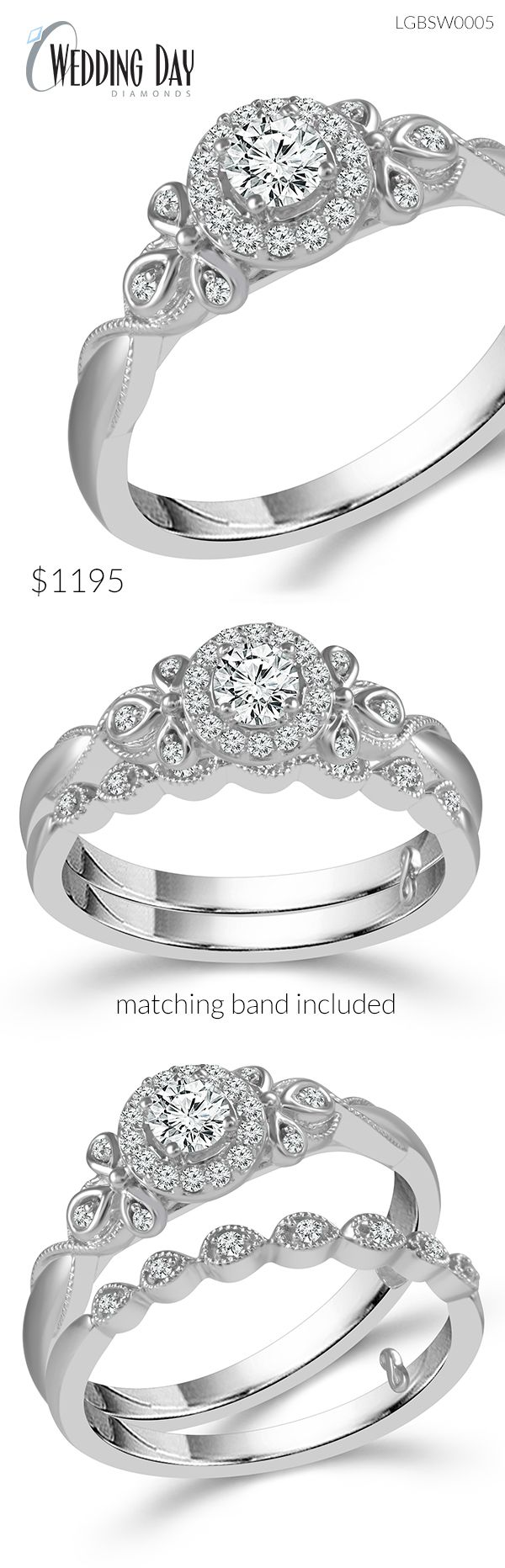 Pin By Wedding Day Diamonds On Affinity Collection Wedding Rings Engagement Engagement Rings Wedding Day Diamonds