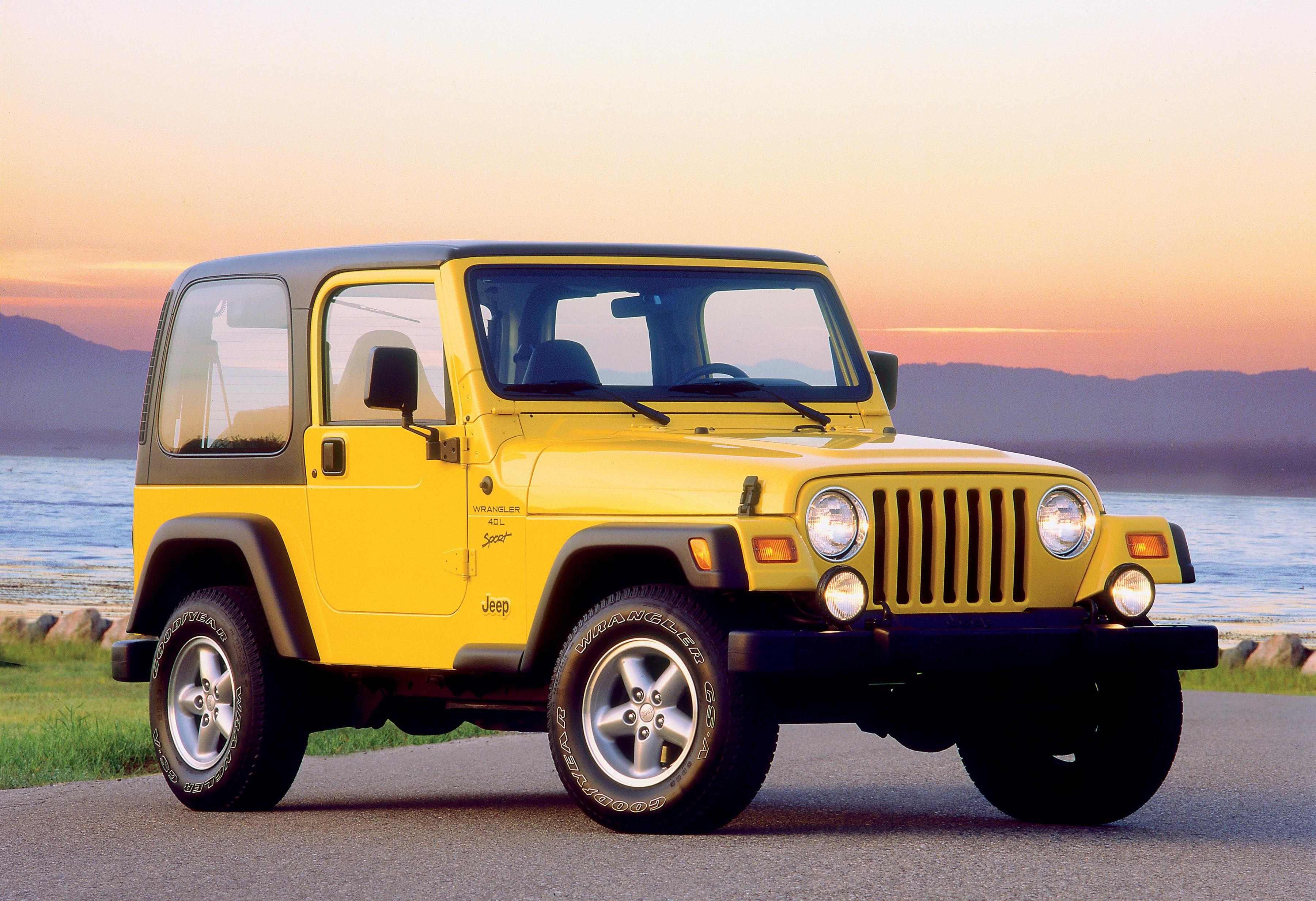 Jeep heritage 1997 2006 jeep wrangler tj the jeep blog