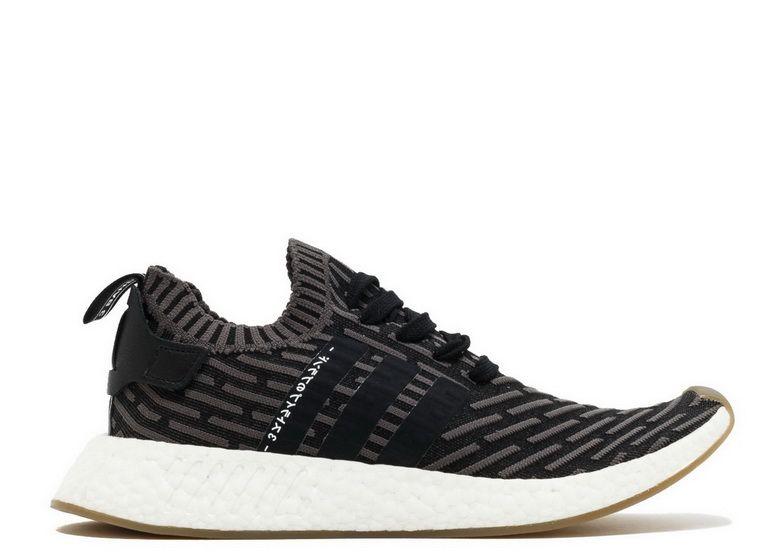 21f79c5fc346d Adidas NMD R2 Pk Cblack Cblack Utigre By9696Nogood 2018 Original Shoe