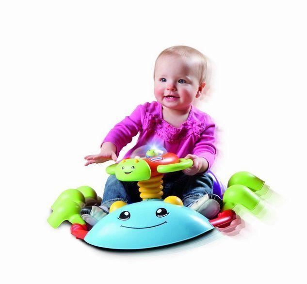 little tikes 631993m activity garden rock n spin playset - Little Tikes Activity Garden Baby Playset