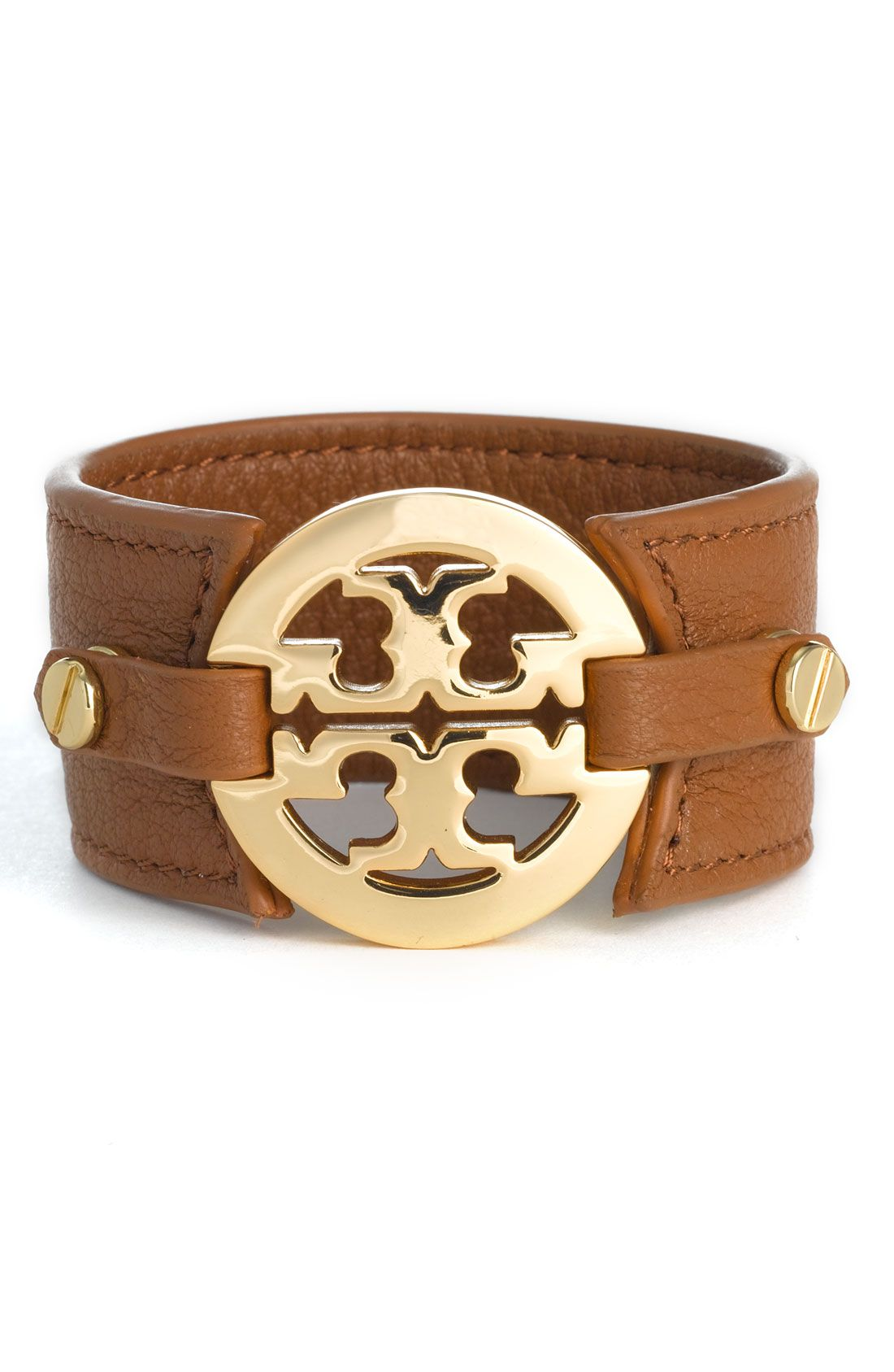 Adding this Tory Burch statement bracelet to the jewelry box Love