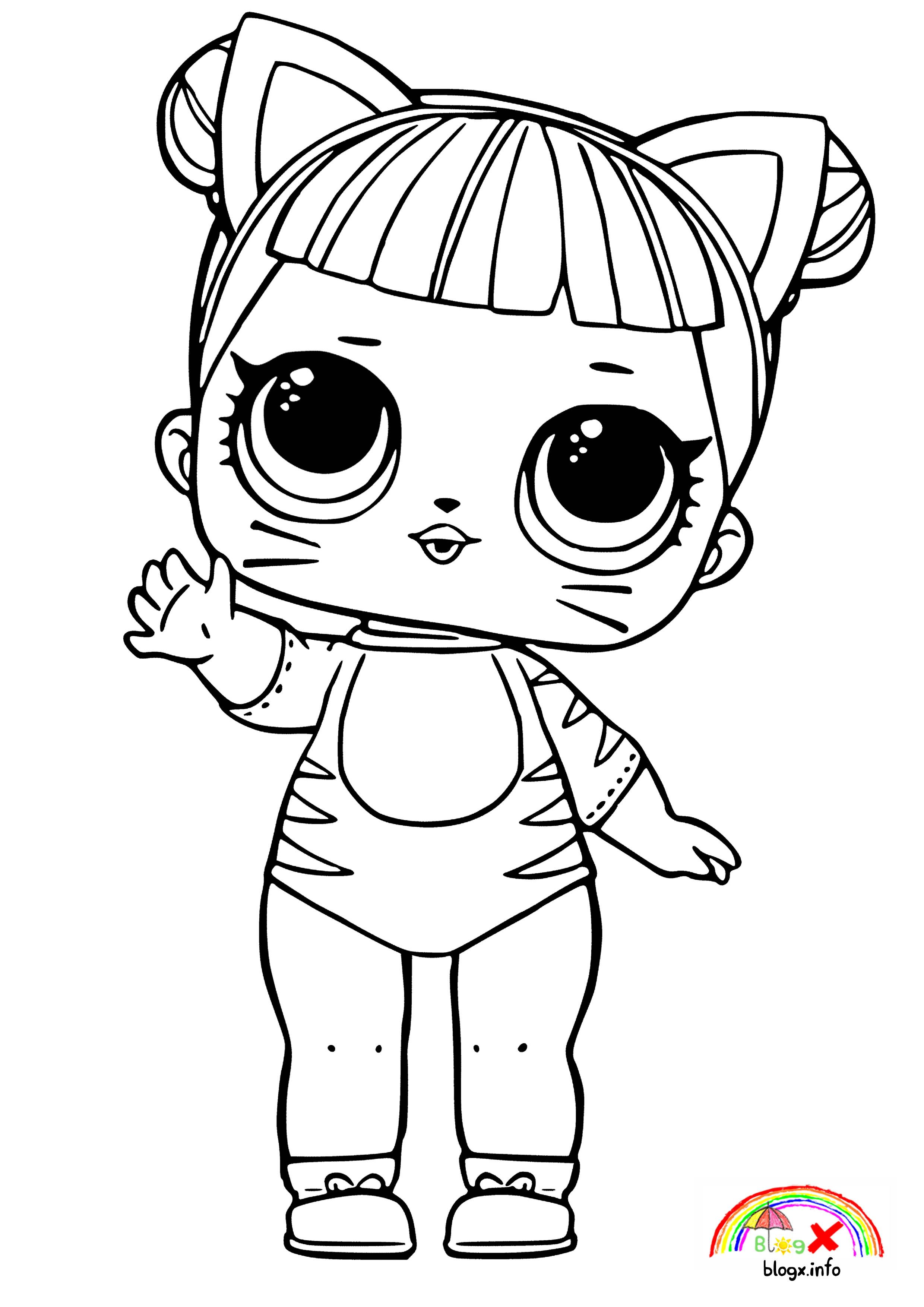 Lol Coloring Pages Hd Designs Collections