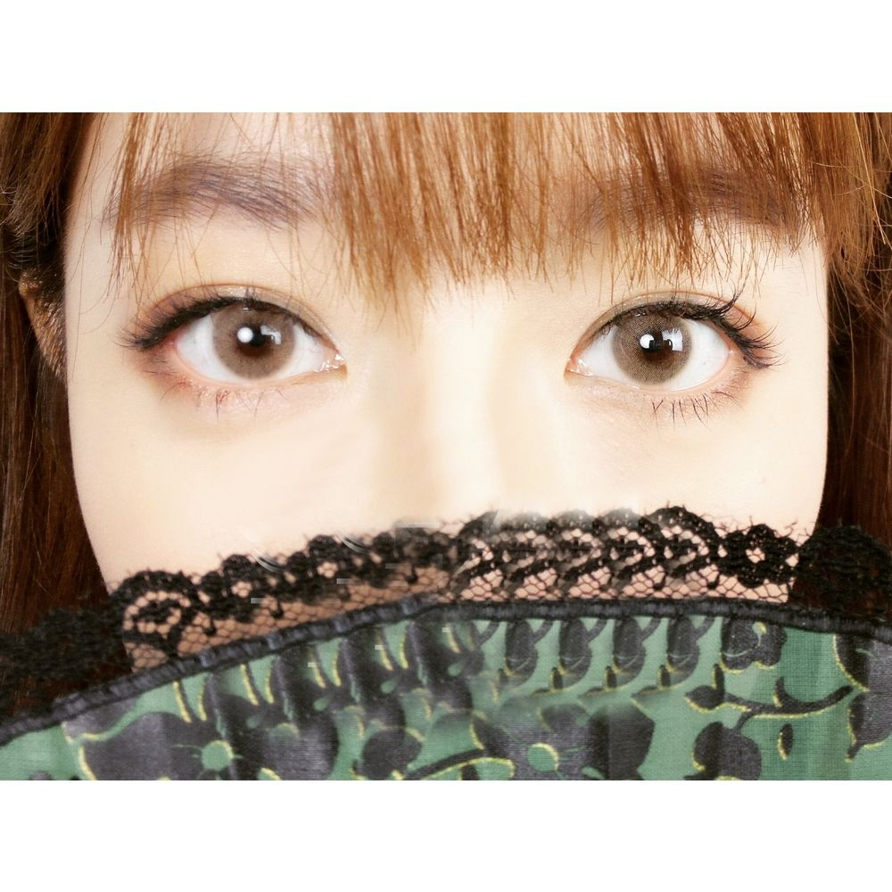 enlarge pupils colored contact lenses hd polar lights brown