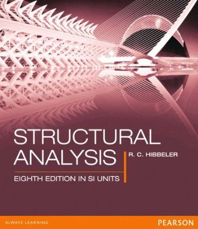 Structural analysis / R.C. Hibbeler