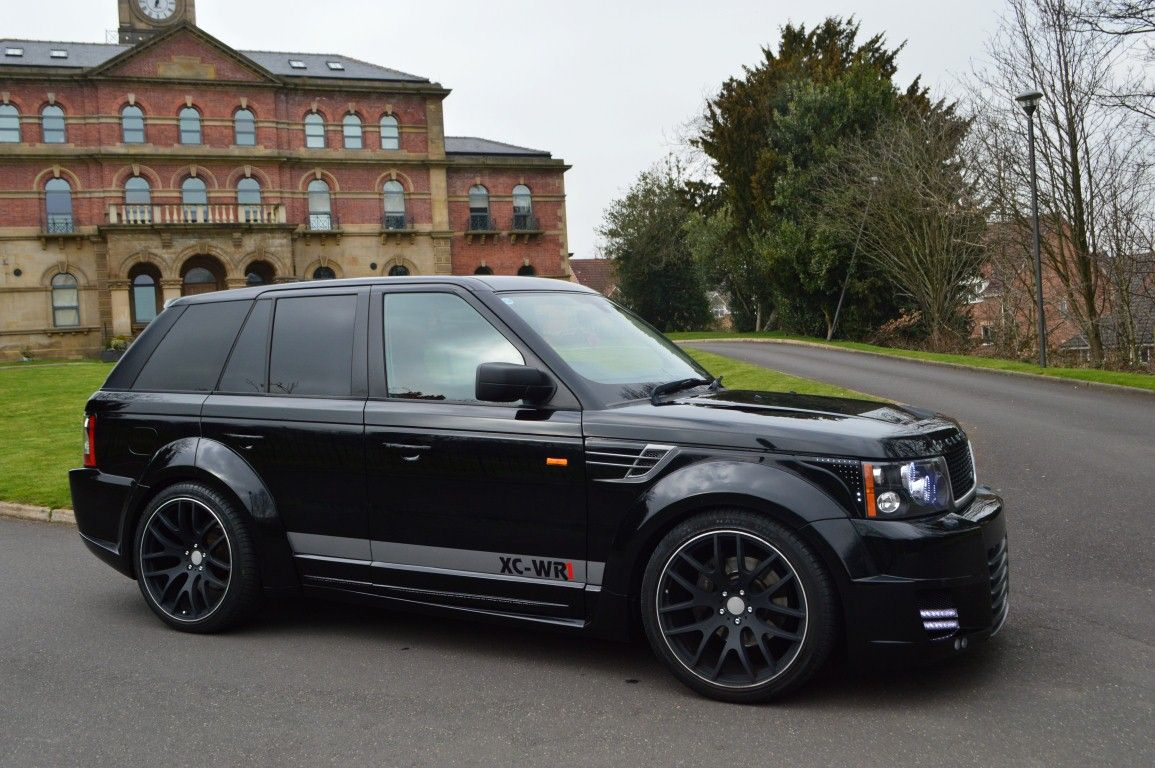 range rover sport xclusive wide body kit range rover. Black Bedroom Furniture Sets. Home Design Ideas