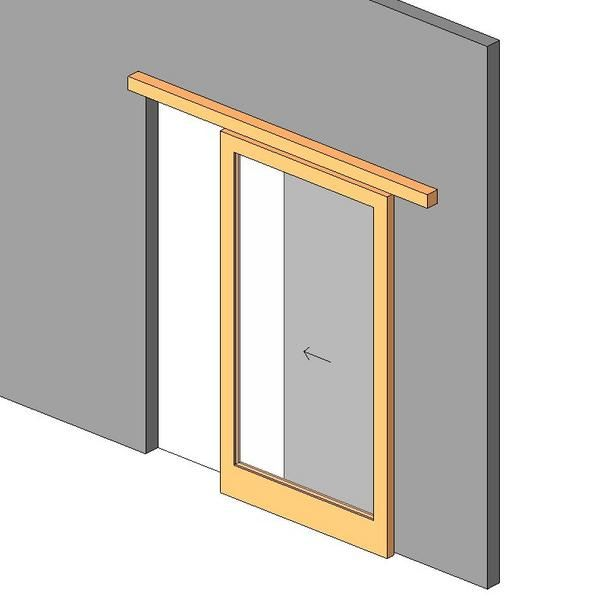 how to make a door elevation legend revit