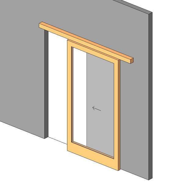 Barn Door  sc 1 st  Pinterest & Barn Door | Revit/ Sketch Up | Pinterest | Barn doors Barn and Doors