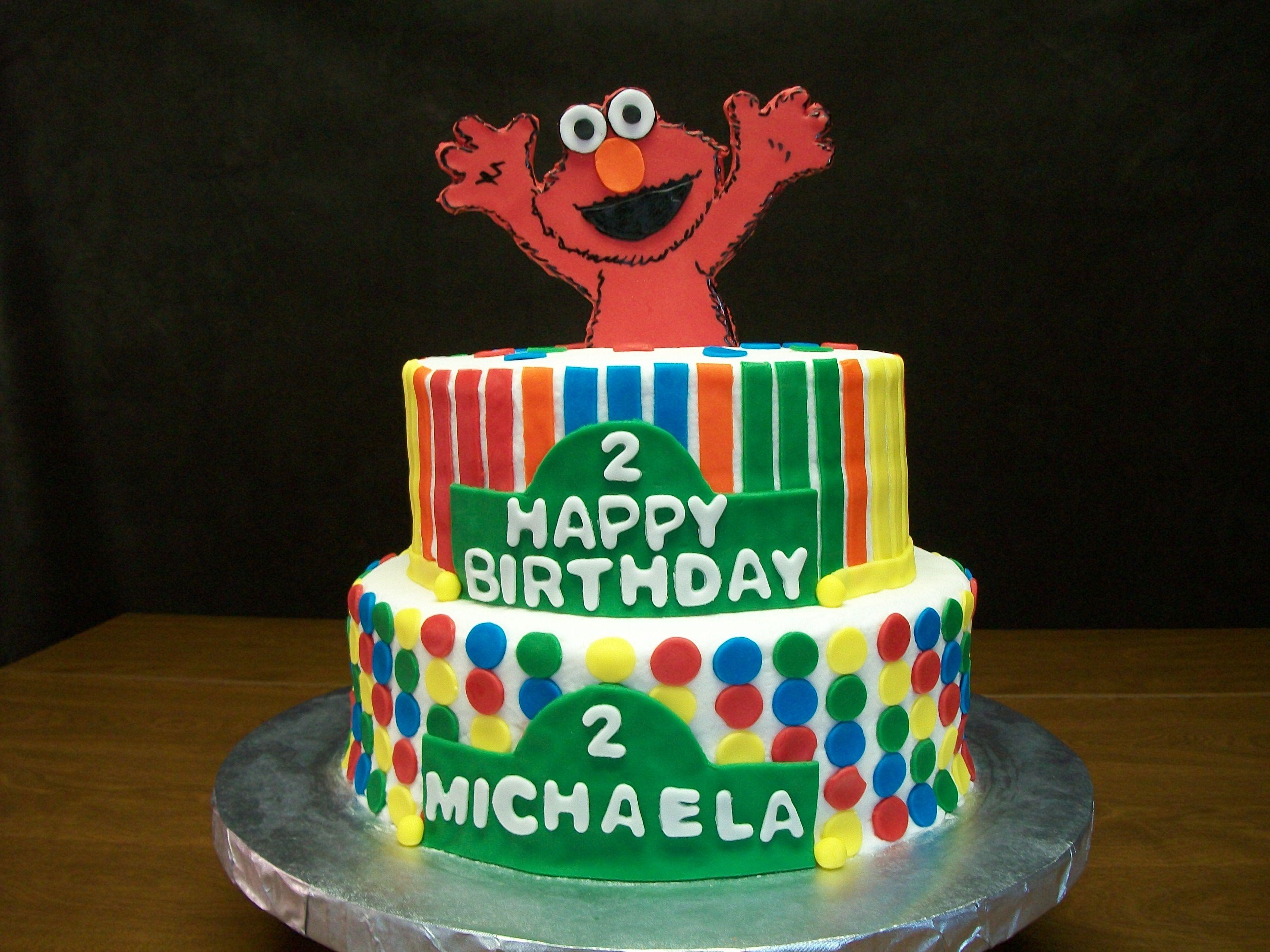 ... year old  Birthday cake ideas  Pinterest  Elmo Cake, 2 Year Olds