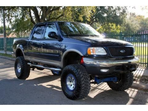 2002 Ford F150 With Images Ford F150 Lifted Ford Trucks F150