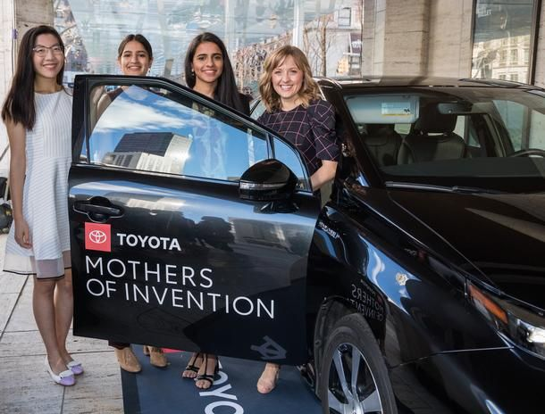 Toyota Recognizes Outstanding Women at the 10th Annual ...