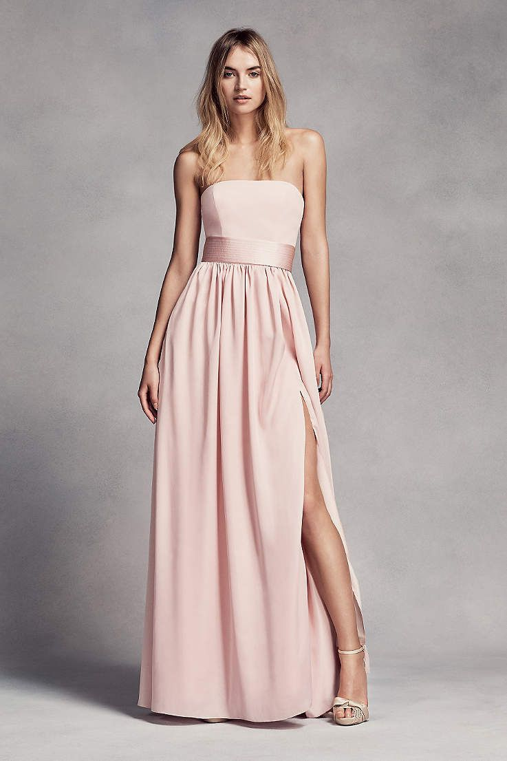Does your bridal party prefer long bridesmaid dresses shop at does your bridal party prefer long bridesmaid dresses shop at davids bridal to find long ombrellifo Images