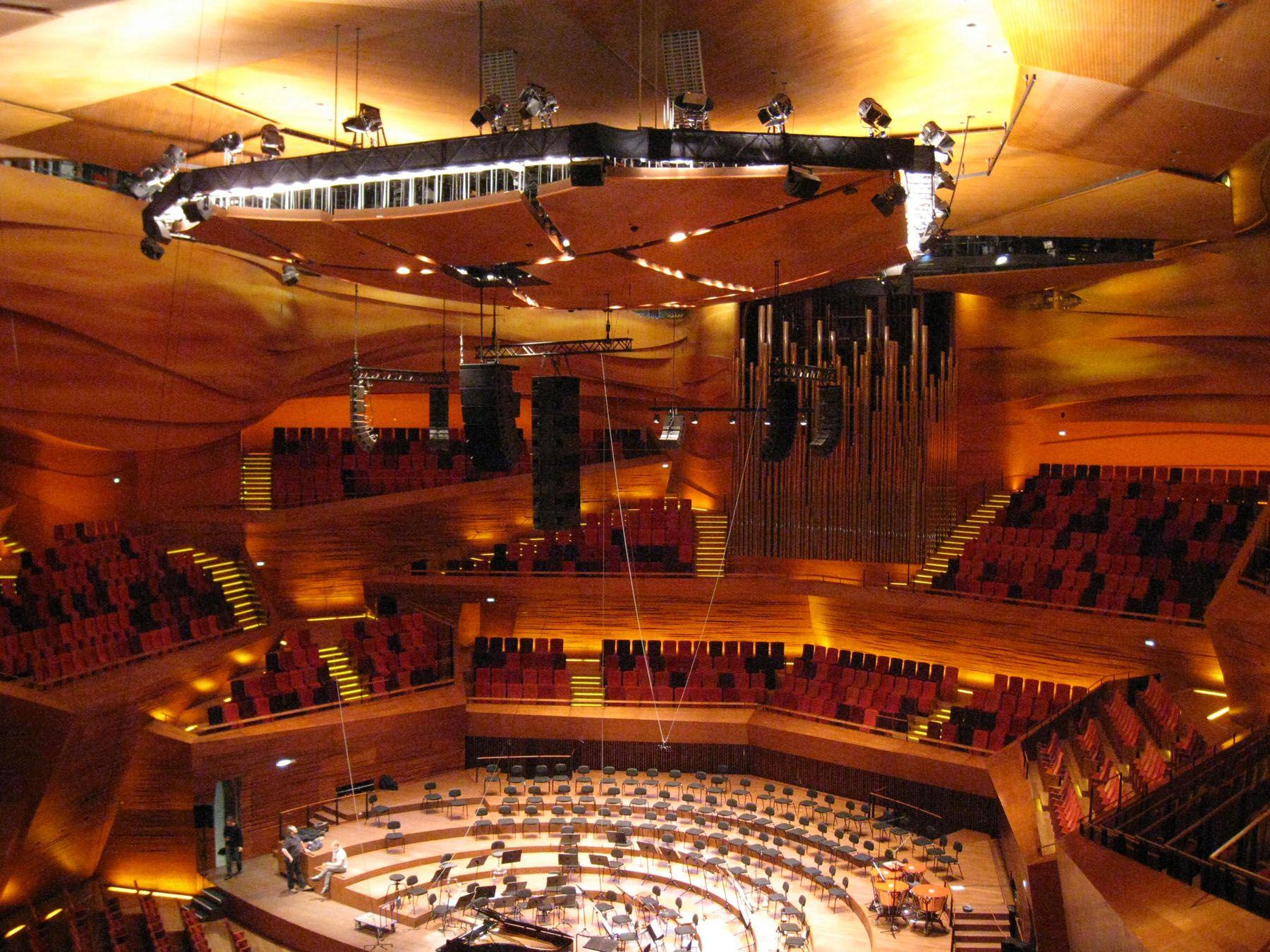 Copenhagen Concert Hall By Ateliers Jean Nouvel HouseVariety Jean Nouvel Pinterest
