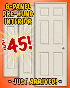 Door Clearance Center: #1 Store For Discount Interior Doors