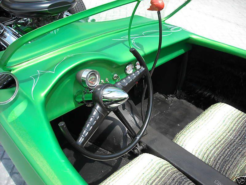 Very Safe Steering Wheel
