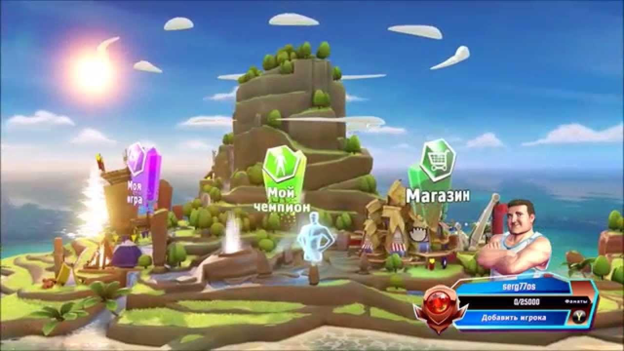 Игры Kinect Sports Rivals для Xbox One Игры, Классные вещи