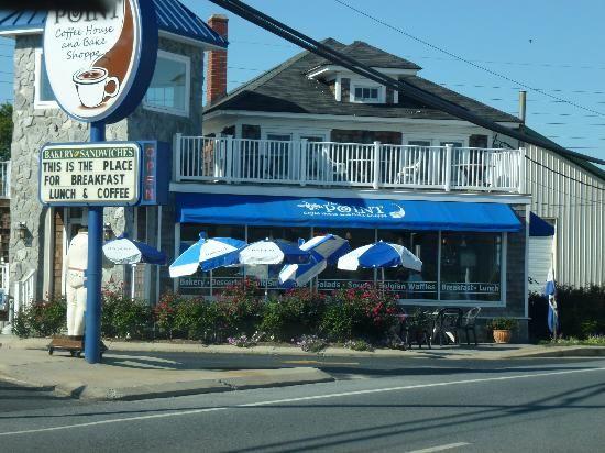 The Point Coffee House And Bake Shoppe Cheap Beach House