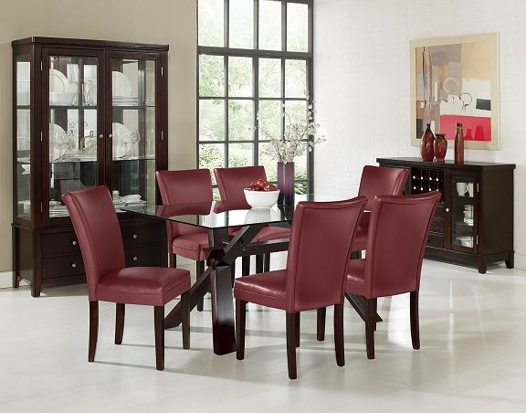 Awesome Caravelle II Dining Room Collection | Furniture.com Dining Table $399.99