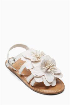 8d6319dec Flower Sandals (Older Girls)