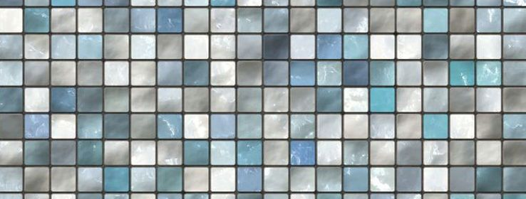 Glass tile has beautified buildings for millennia, and as its appeal