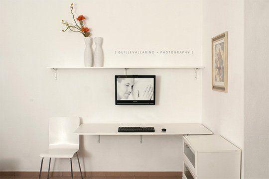 5 types of wall mounted monitor setups