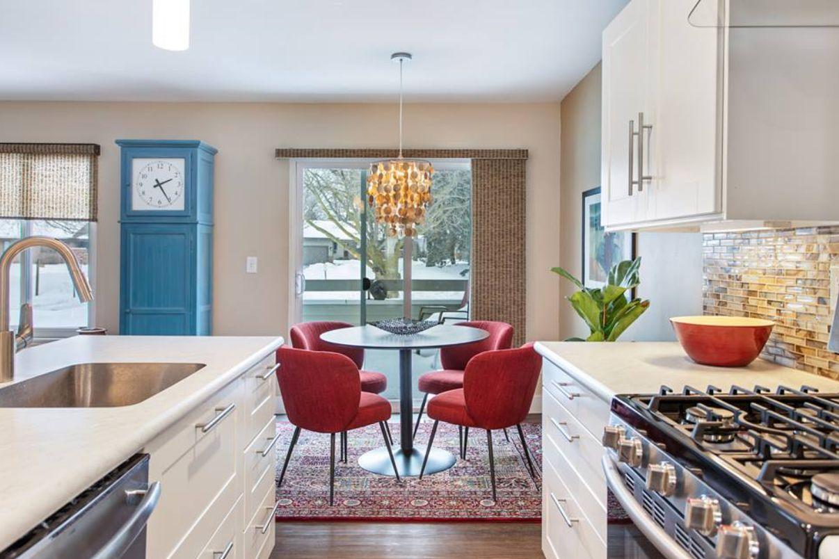Best Ikea Grimslov Kitchen Off White Kitchen Kitchen 400 x 300