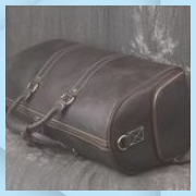 Vintage Full Grain Leather Travel Bag Large Duffle Bag Overnight Bags S12026 br Bag