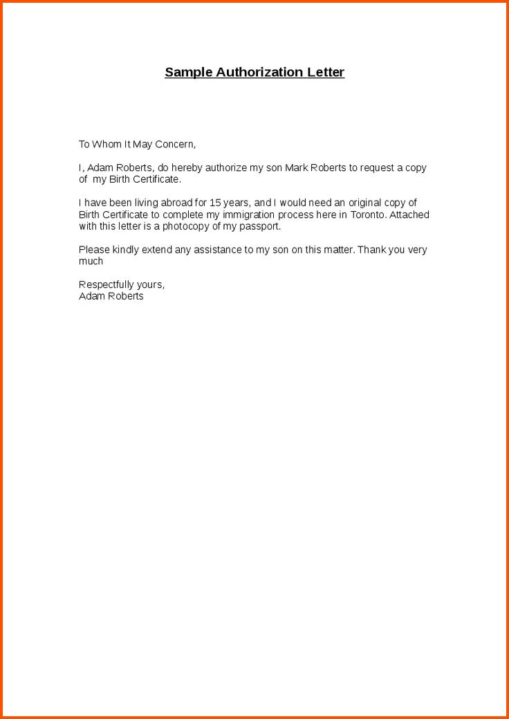 sample authorization letter mla format example best template – Mla Format Worksheet