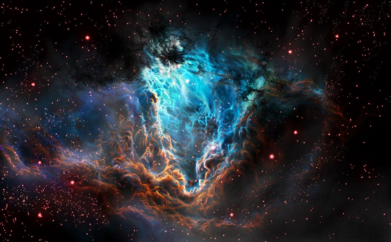 Cosmis Birth - James Joyce In Space by techgnotic on DeviantArt