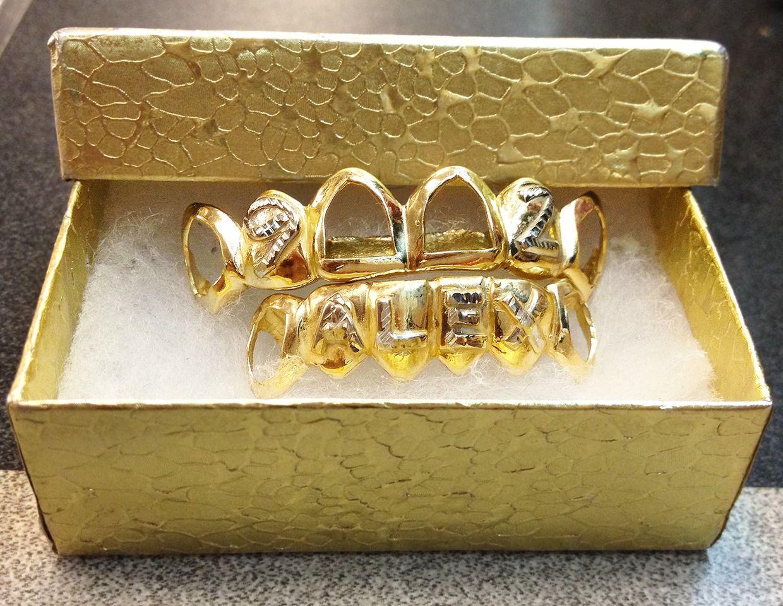 Gold Grillz Grillz Gold Teeth Gold Braces