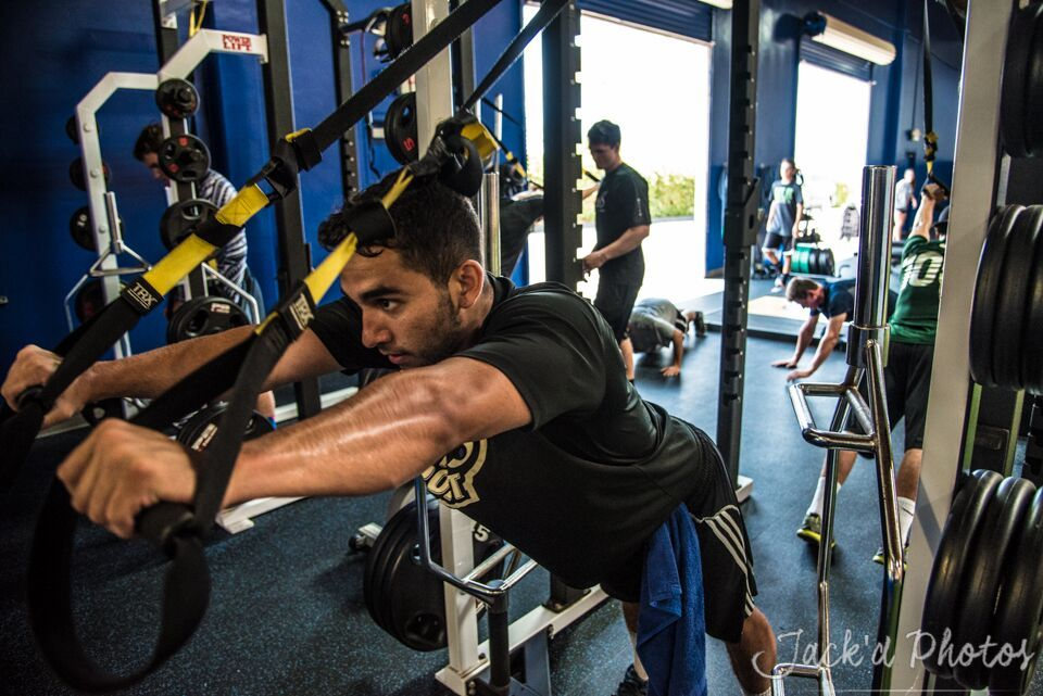 The Trx Fallout Is An Excellent Anterior Core Exercise That Works To Increase Trunk Stability And Pillar Strength This Anti Extension Movement Aims To Increase