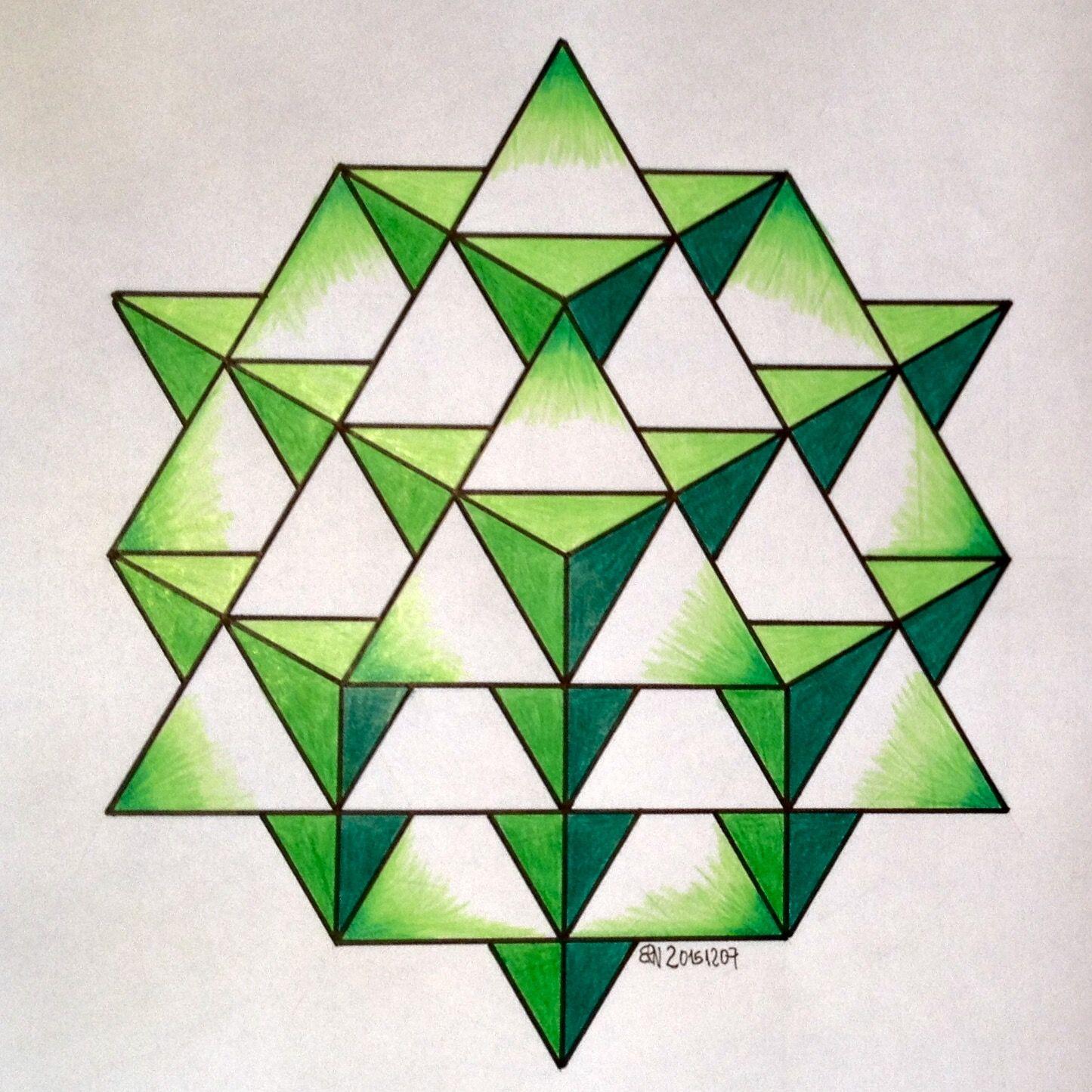 #Regolo54 #Solid #Polyhedra #Star #Pentagon #Geometry #Symmetry #Pattern