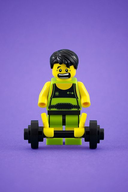 Bring the PAIN - LEGO style!