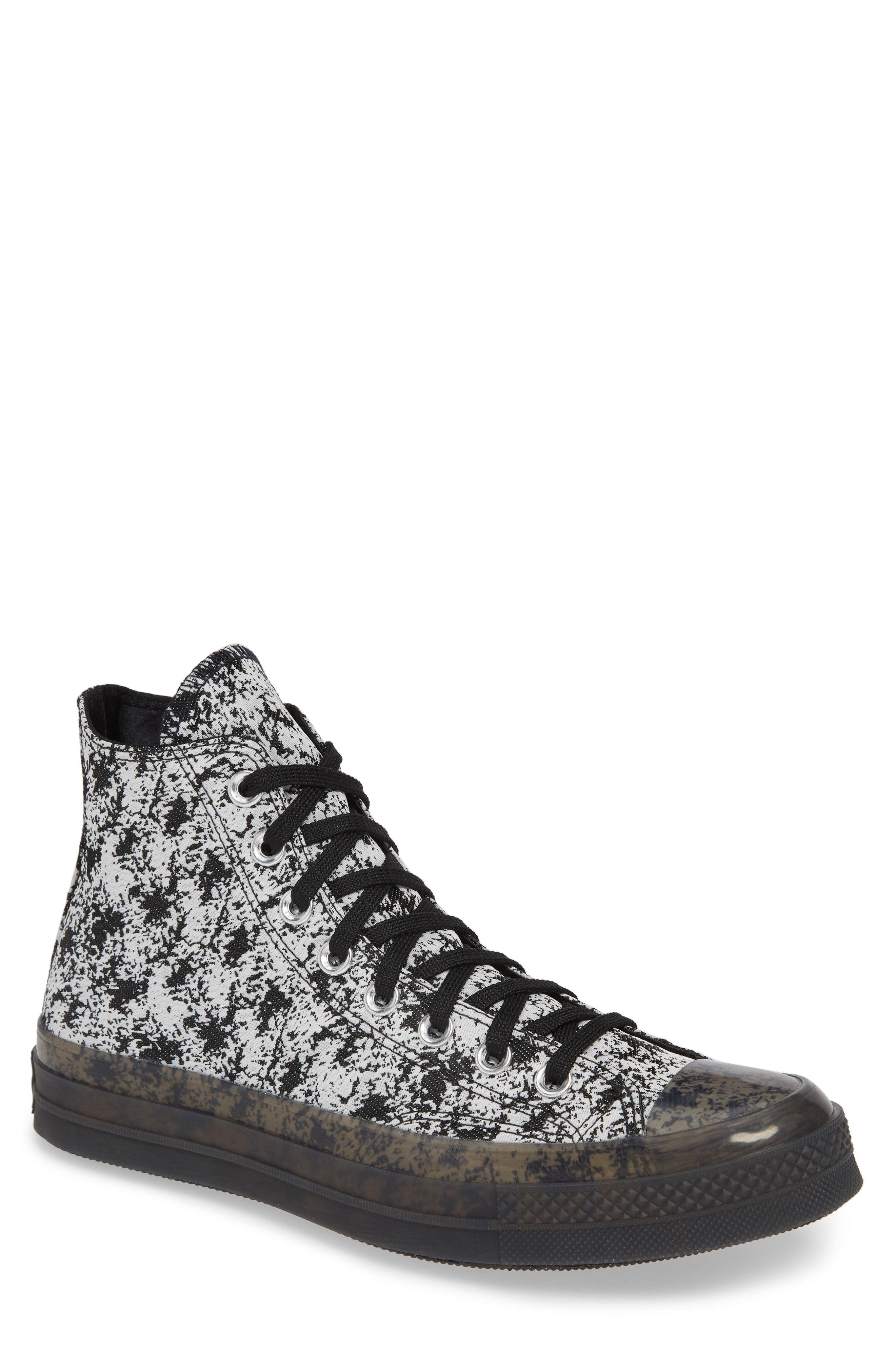 65eb158f164a CONVERSE CHUCK TAYLOR ALL STAR 70 HIGH TOP JACQUARD SNEAKER.  converse   shoes
