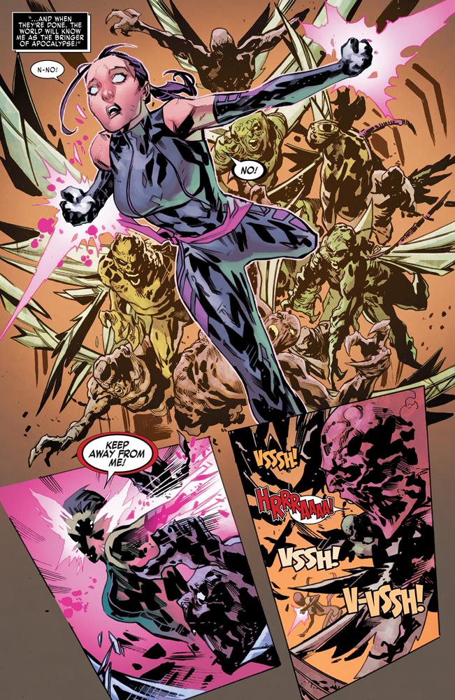 Like A Butterfly Uncanny X Men 9 Art Psylocke X Men Betsy Braddock