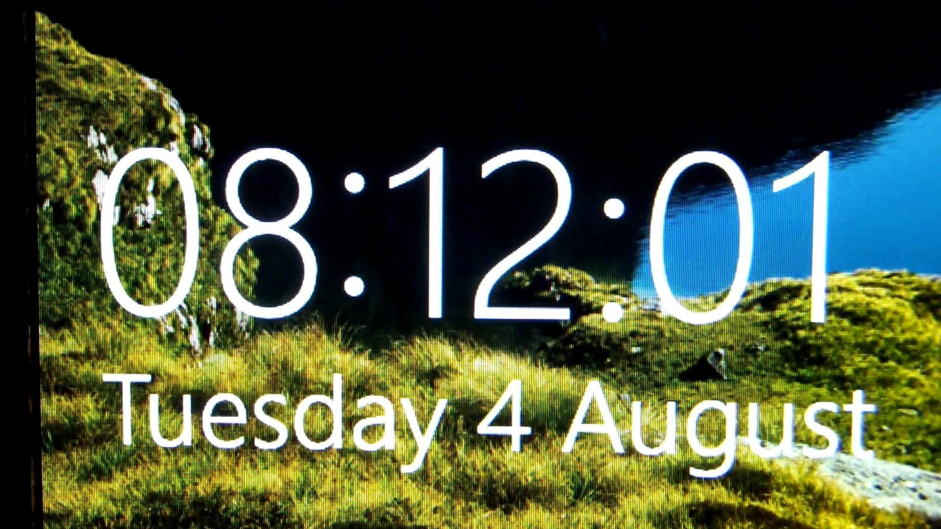 Clock Live Wallpaper Windows 10 57 Images Wallpaper Windows 10 Live Wallpapers Windows 10