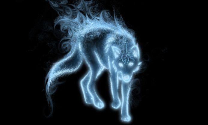 Art Fox Eyes Glitter Render Queen Tattoo Black Background Harry Potter Patronus Harry Potter Quiz Wolf Patronus