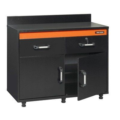 Workcentre Base Cabinet By Black Decker 267 88 Bg104097ns With Sy Design And Heavy
