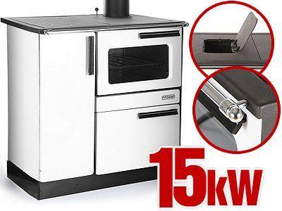 Kuchnia Weglowa Piec Koza O Mocy 15kw Dom Kitchen Appliances