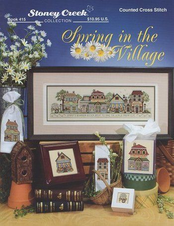 The Four Seasons - Cross Stitch Patterns & Kits (Page 3