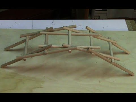 the bridge of leonardo da vinci science and a bit of. Black Bedroom Furniture Sets. Home Design Ideas