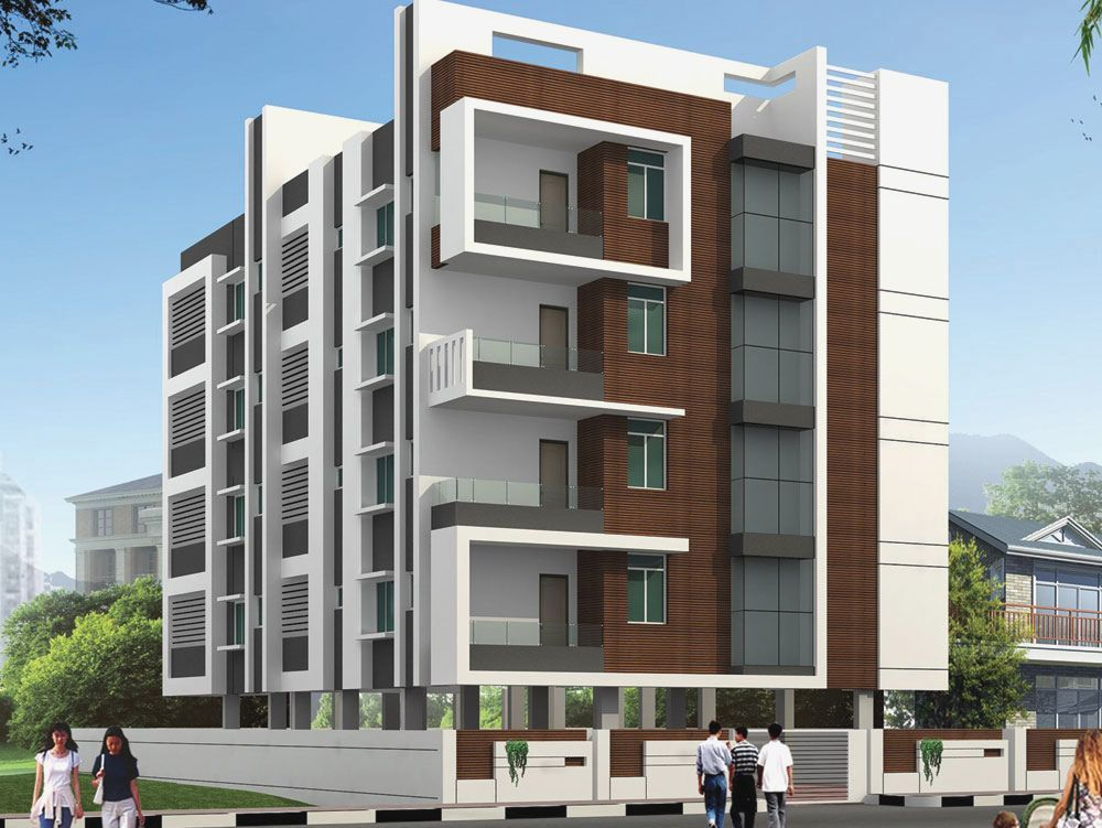 Front compound wall elevation design google for 3 storey building front elevation