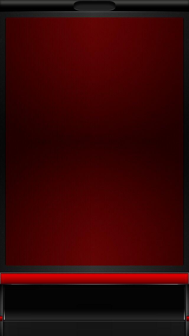 Red And Black Wallpaper Black Wallpaper Red And Black Wallpaper Smartphone Wallpaper Black with red trim wallpaper black