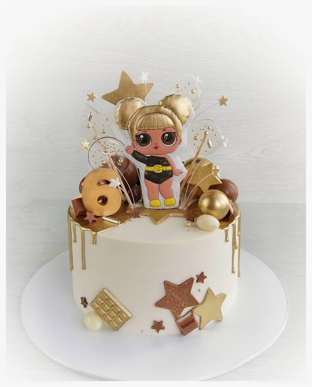 Нет описания фото.   Дни рождения, Детский торт, Торт на ...