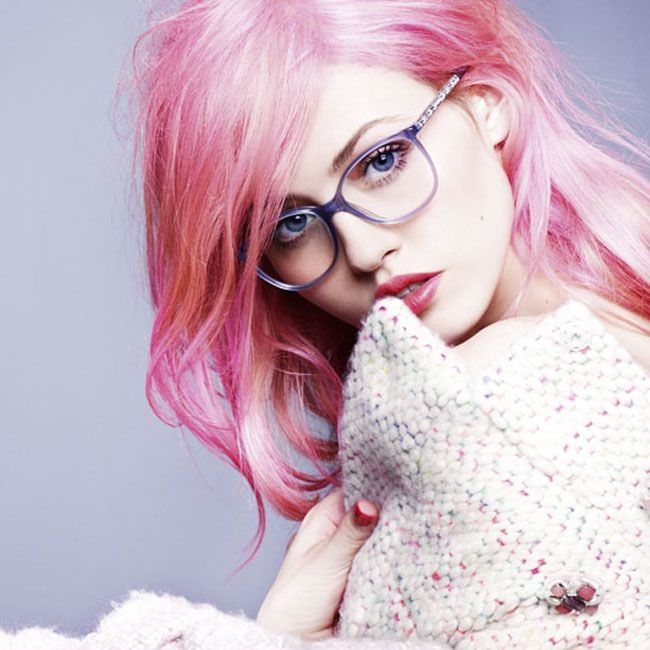 8bb7ea1aaa1 Charlotte Free for Chanel Eyewear (Fall Winter
